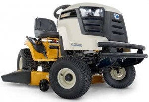 Cub Cadet ride-on mower