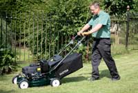 Second hand garden machinery